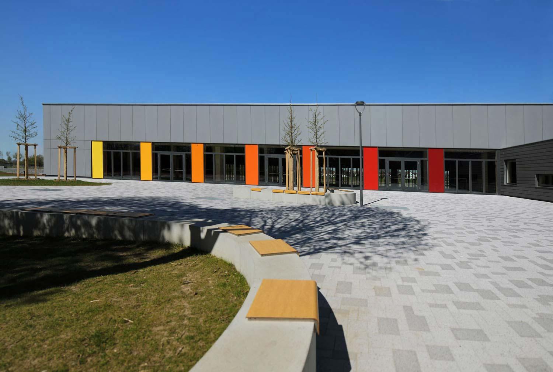 Architektur_Turnhalle Finsing