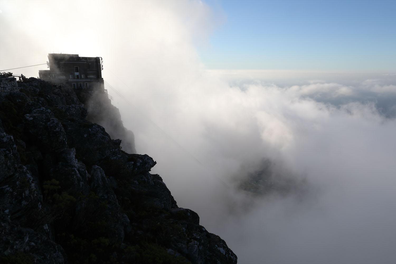 Tafelberg_Kapstadt_Nebel